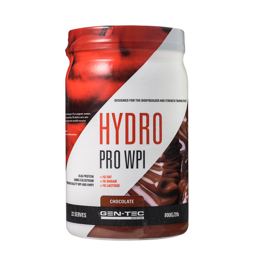 Hydro Pro Whey Protein Isolate Chocolate