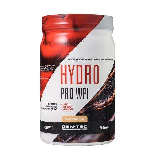 Hydro Pro Whey Protein Isolate Swiss Vanilla
