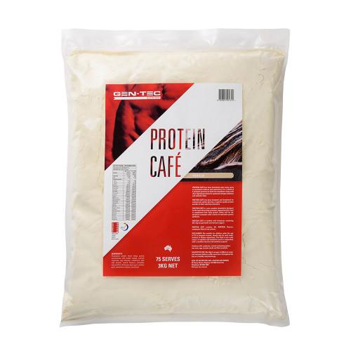 Protein Café Proprietery Protein Blend Vanilla 3kg