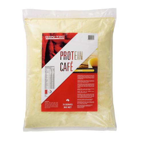Protein Café Proprietery Protein Blend Banana 3kg