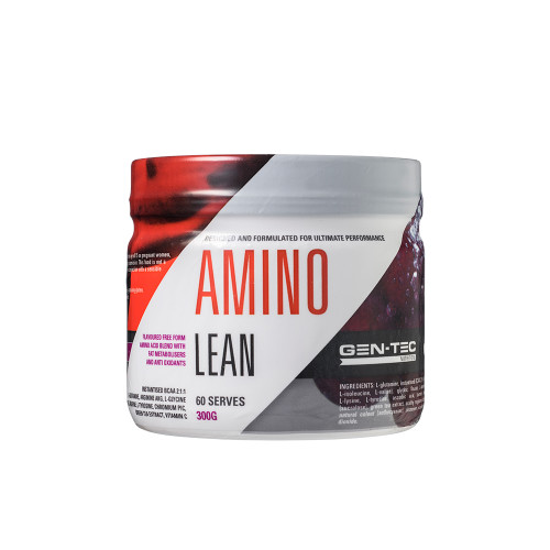 Amino Lean Premium Blend Grape (Vegan) 300g