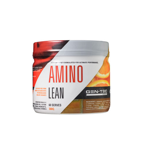 Amino Lean Premium Blend Orange (Vegan) 300g