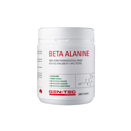 Pure Beta Alanine (Vegan) 200g