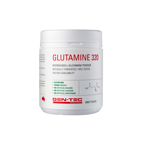 Pure Glutamine (Vegan)