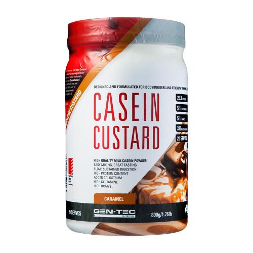 (900G) CASEIN CUSTARD CARAMEL