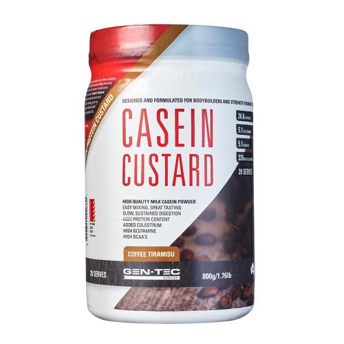 CASEIN CUSTARD COFFEE TIRAMISU