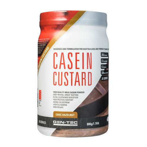 (900G) CASEIN CUSTARD CHOC HAZELNUT