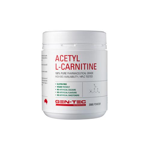 Pure Acetyl L-Carnitine (Vegan) 200g