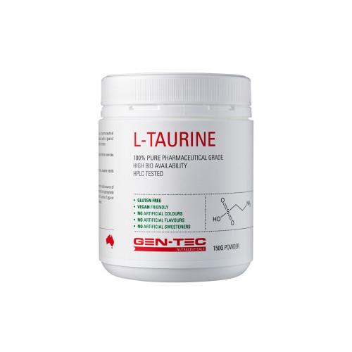 Pure L-Taurine (Vegan) 150g