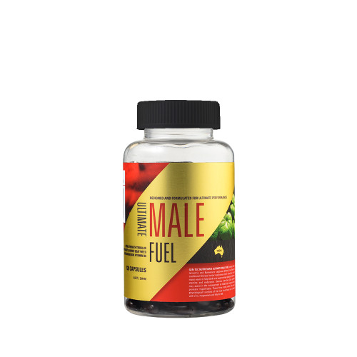 Ultimate Male Fuel 120 Capsules