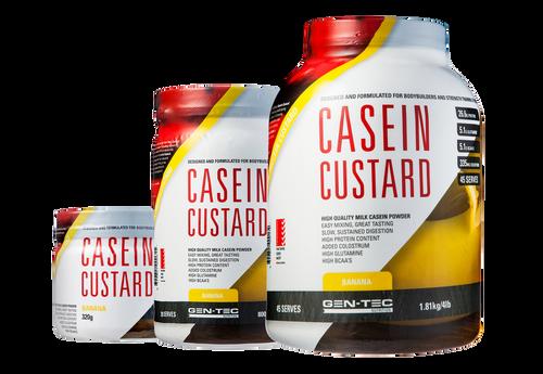 Casein Custard Protein Banana