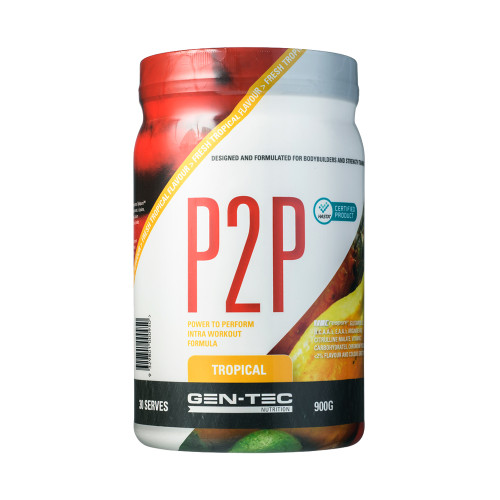 P2P INTRA WORKOUT TROPICAL