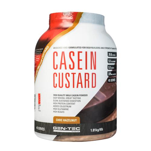CASEIN CUSTARD CHOC HAZELNUT (V181)