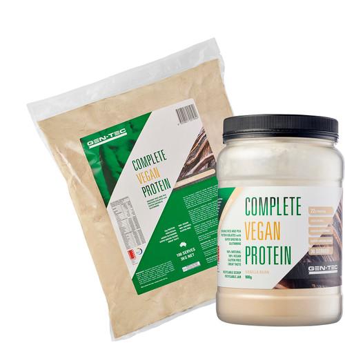 Complete Vegan Protein Blend Vanilla Bean