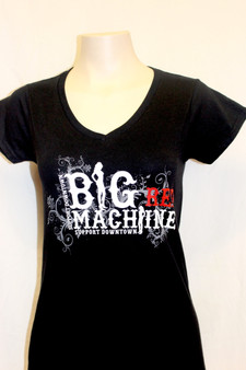 BIG RED MACHINE TEE