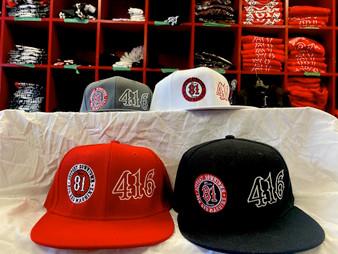 416 SNAPBACK HAT