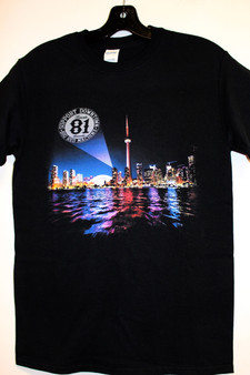 DOWNTOWN SKYLINE T-SHIRT
