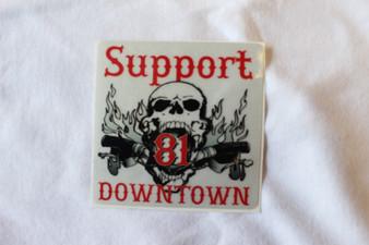 support sticker # 3