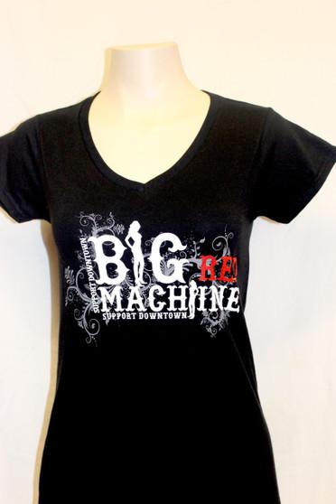 BIG RED MACHINE TEE