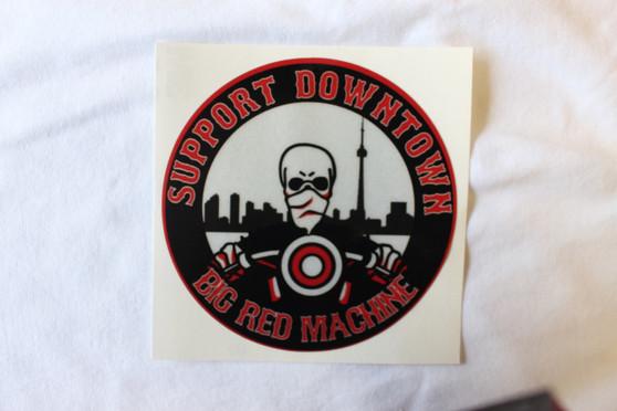 support sticker #2