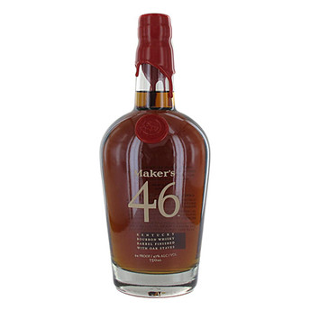 Makers Mark 46 Bourbon Whiskey 750mL
