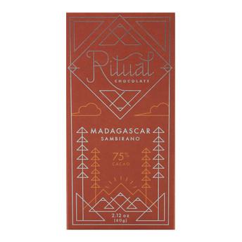Ritual Madagascar Sambirano Bar 75%