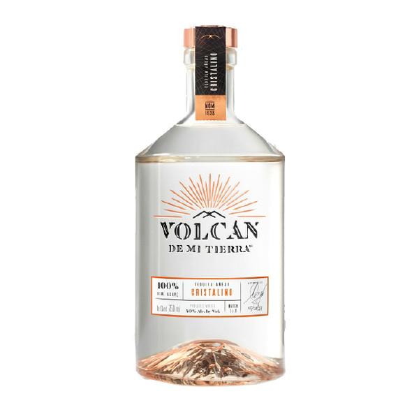 Volcan Tequila Cristalino 750mL