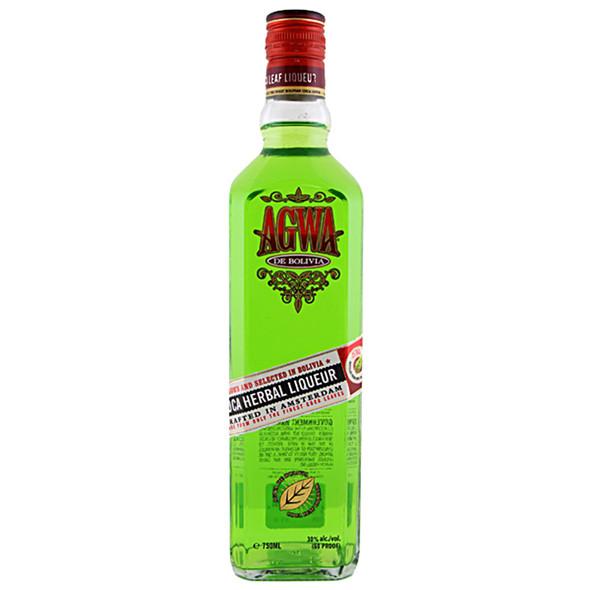 Agwa Coca Leaf Liqueur 750mL