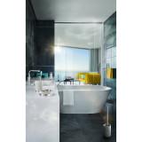 Ara Toilet Brush in White