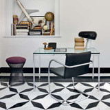 "Florence Knoll Mini Desk, 48"" x 24"" by Knoll"