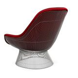 Platner Easy Chair and Ottoman by Knoll