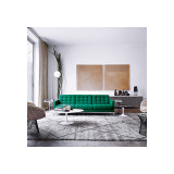 Florence Knoll Relaxed Sofa by Knoll