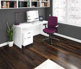 Currency Rectangle Desk by Steelcase