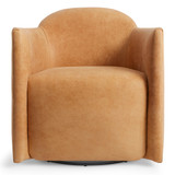 About Face Swivel Lounge Chair by Blu Dot