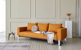 Cassius Quilt Deluxe Sofa Bed by Innovation-USA