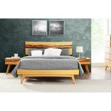 Azara King Platform Bed by Greenington