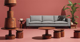 New Standard Sofa by Blu Dot