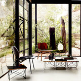Eames Wire-Base Table by Herman Miller