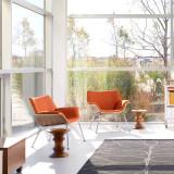 Swoop Plywood Lounge Chair by Herman Miller