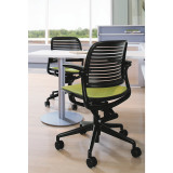Cachet Task Chair with Swivel Base by Steelcase