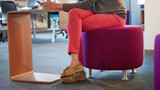 Campfire Personal Table by Steelcase