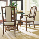 Bali Hai St. Barts Splat Back Side Chair by Tommy Bahama Home