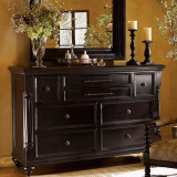 Kingstown Stony Point Triple Dresser by Tommy Bahama Home