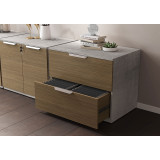 Broome Lateral Filing Cabinet by Modloft