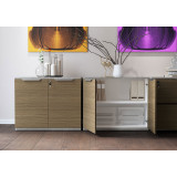 Broome 2 Door Cabinet by Modloft