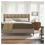 Tower Place Barrington Upholstered Platform Bed by Lexington