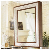 Tower Place Python Mirror by Lexington