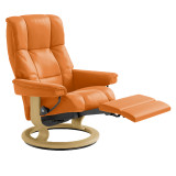 Stressless Mayfair Chair Medium with Power Base by Ekornes