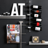 Acrylic Wine Holder by Gus Modern