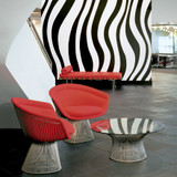 """36"""" Platner Coffee Table by Knoll"""